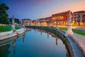 Szállás Padova, Olaszország