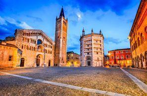 Szállás Parma, Olaszország