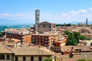 Szállás Perugia, Olaszország