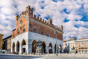 Szállás Piacenza, Olaszország