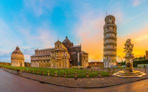 Szállás Píza, Olaszország