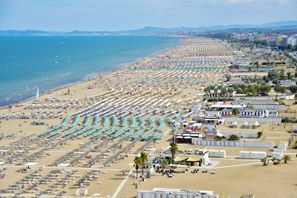 Szállás Rimini, Olaszország