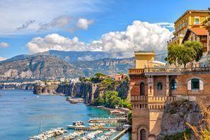 Szállás Sorrento, Olaszország