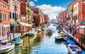 Szállás Velence, Olaszország