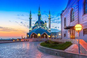 Szállás Kazan, Oroszország