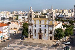 Szállás Faro, Portugália