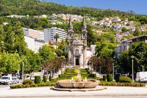 Szállás Guimaraes, Portugália