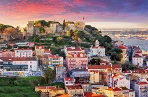 Szállás Lisszabon, Portugália