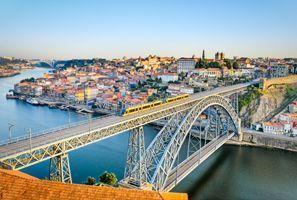 Szállás Porto, Portugália