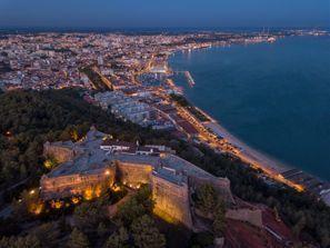 Szállás Setubal, Portugália