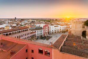 Szállás Badajoz, Spanyolország