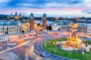 Szállás Barcelona, Spanyolország