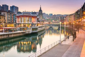 Szállás Bilbao, Spanyolország