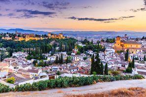 Szállás Granada, Spanyolország