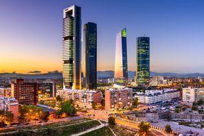 Szállás Madrid, Spanyolország