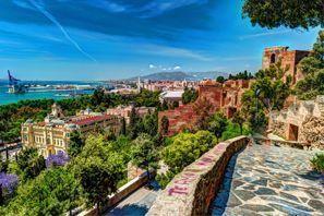 Szállás Malaga, Spanyolország