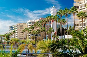Szállás Marbella, Spanyolország