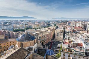 Szállás Murcia, Spanyolország