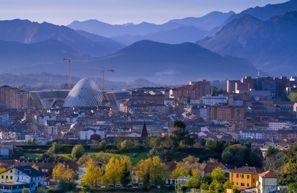 Szállás Oviedo, Spanyolország