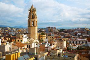 Szállás Reus, Spanyolország