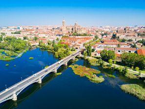 Szállás Salamanca, Spanyolország