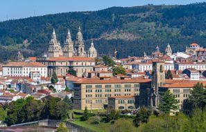Szállás Santiago De Compostela, Spanyolország