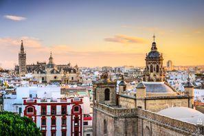 Szállás Sevilla, Spanyolország