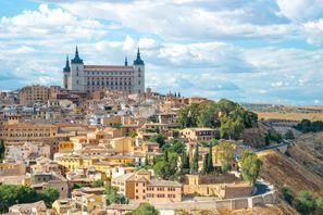 Szállás Toledo, Spanyolország