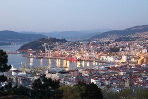 Szállás Vigo, Spanyolország
