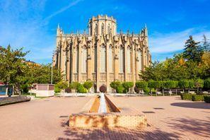 Szállás Vitoria, Spanyolország